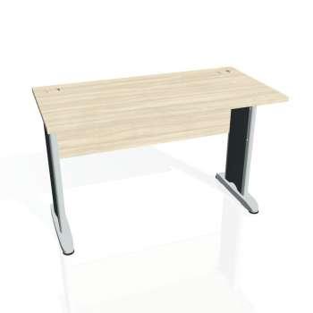 Psací stůl Hobis CROSS CE 1200, akát/kov