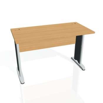 Psací stůl Hobis CROSS CE 1200, buk/kov
