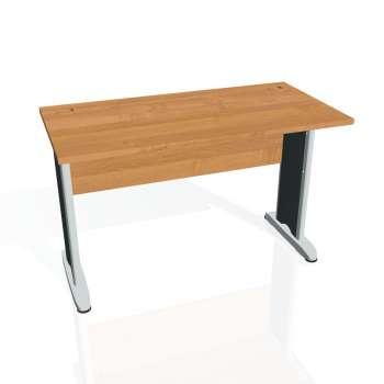 Psací stůl Hobis CROSS CE 1200, olše/kov