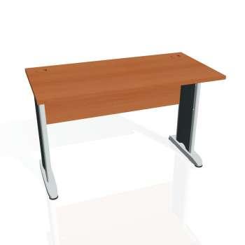 Psací stůl Hobis CROSS CE 1200, třešeň/kov