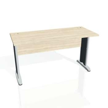 Psací stůl Hobis CROSS CE 1400, akát/kov