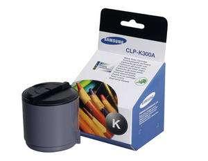 Toner Samsung CLP-K300A - černá