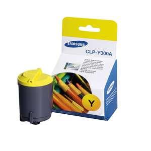 Toner Samsung CLP-Y300A/ELS - žlutá