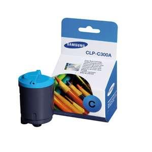Toner Samsung CLP-C300A/ELS - azurový