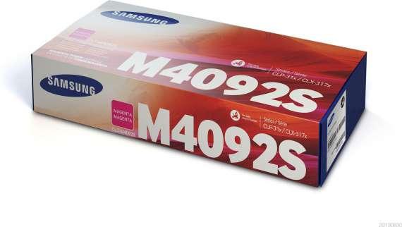 Toner Samsung CLT-M4092S - purpurová