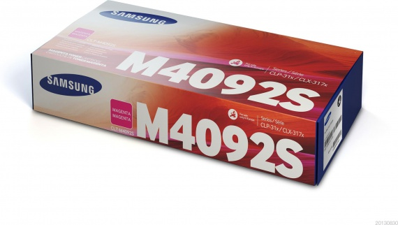 Toner Samsung CLT-M4092S - purpurový