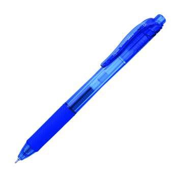 Gelový roller Pentel Energel X - modrá, 0,5 mm