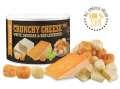 Křupavý sýr: White Cheddar & Red Leicester, 70 g