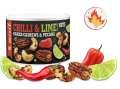 Oříšky z pece - Habanero chilli a limetka, 150 g