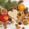 Vánoční ubrousky Staročeské Vánoce