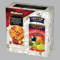 Dárková sada Ovocný čaj s kořením + sušenky Walkers, 190 g