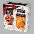 Dárková sada Pomerančový čaj + sušenky Walkers, 190 g