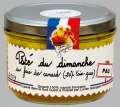 Nedělní terina s foie gras, 200 g