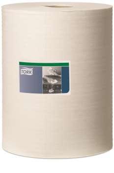 Utěrky z netkané textilie víceúčelové v roli, Tork Heavy Duty, W1/W2/W3