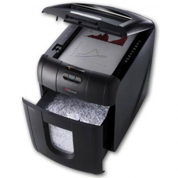 Skartovačka Rexel Auto+ 100X - částice 4 x 50 mm