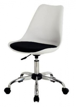 Kancelářská křeslo RS SOHO Milly - bílá