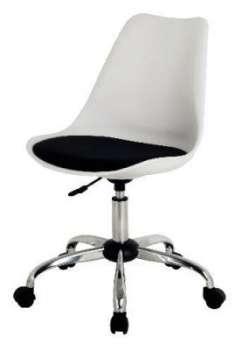 Kancelářská křeslo RS SOHO Milly - bílé
