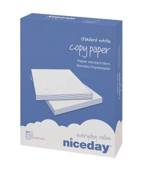 Kancelářský papír Niceday copy  A4 - 80g/m2, 500 listů