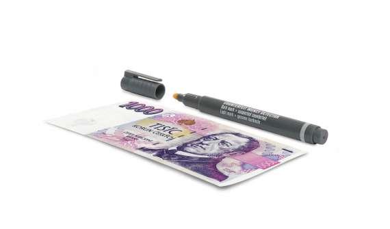 Tester (pero) bankovek Safescan - 30