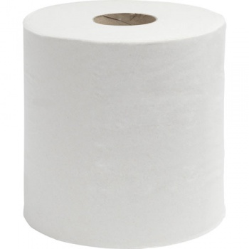 Papírové ručníky Office Depot - dvouvrstvé, bílé, průměr 18,0 cm, 6 rolí