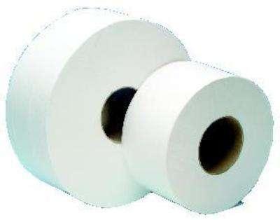 Toaletní papír Jumbo PREMIUM Office Depot - dvouvrstvý, průměr 18 cm, 6 rolí