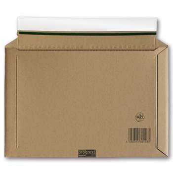Zásilkové obálky - C4, 33 x 23 x 3 cm, 10 ks