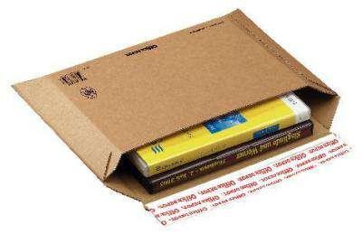Zásilkové obálky - B5+, 27 x 18,5 x 3 cm, 10 ks