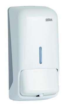 Dávkovač mýdlové pěny Office Depot - plast, bílý, 1 l