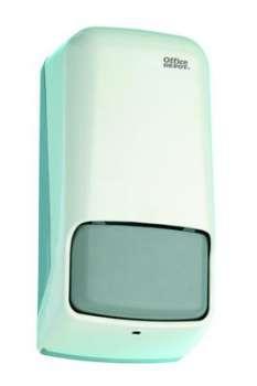 Dávkovač tekutého mýdla Office Depot - plast, bílý, 800 ml