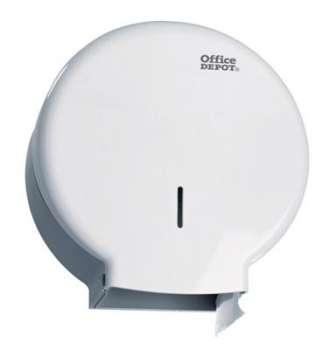 Zásobník na Jumbo Mini toaletní papír Office Depot - bílý, plast