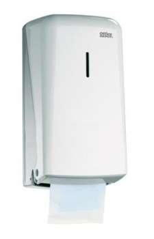 Zásobník na toaletní papír Office Depot - bílý, plast