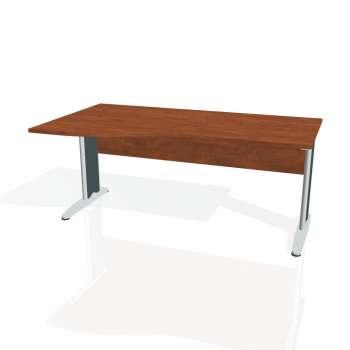 Psací stůl Hobis CROSS CE 1000 pravý, calvados/kov