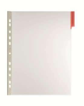 Kapsa Durable Function - A4, červená