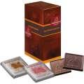 Mléčná a hořká čokoláda - Monbana, 150 x 4 g