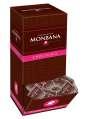 Čokoládky Monbana - hořké, 4 g, 200 ks