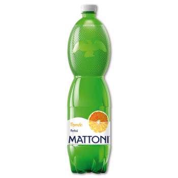 Ochucená minerální voda Mattoni - pomelo, 6x 1,5 l, perlivá