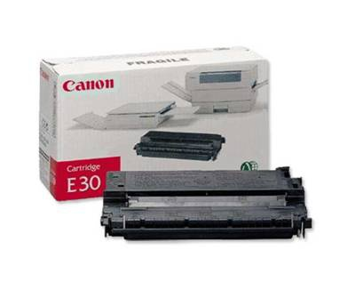 Toner Canon E30 - černá
