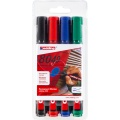 Popisovač permanentní Edding 330 - sada 4 barev