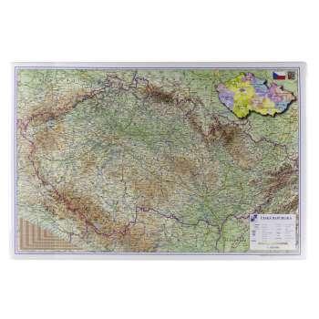 Podložka - mapa ČR