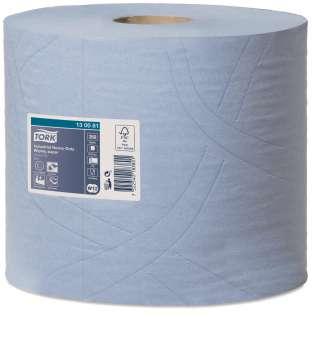 Papírové ručníky Tork Advanced - třívrstvé, modré, 2 role