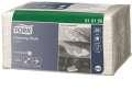 Víceúčelové textilní čisticí utěrky Tork - jednovrstvé, bílé, 55 ks