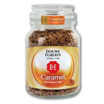 Káva instantní ochucená DE - Karamel - 95 g