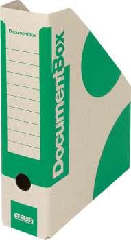 Stojan na časopisy Emba - A4, zelený, 5 ks