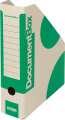 Stojany na časopisy Emba - A4, 7,5 cm, zelené, 5 ks