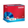 Disk BD-R Blu-ray Imation - standard box, 5 ks
