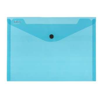 Spisové desky ELECTRA - A4, průhledné, tmavě zelená, 5 ks