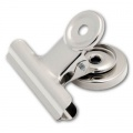 Pružinový klip Sakota - s magnetem délka 50 mm, 4 ks