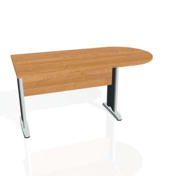 Přídavný stůl Hobis CROSS CP 1600 1, olše/kov