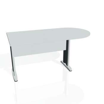Přídavný stůl Hobis CROSS CP 1600 1, šedá/kov