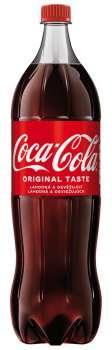 Coca Cola - 12x 1 l, plast